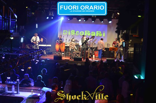 09-02-18  DiscOrari in Shockville at Fuori Orario