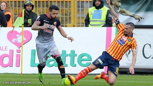 Lecce-Catania 1-1: le pagelle rossazzurre$