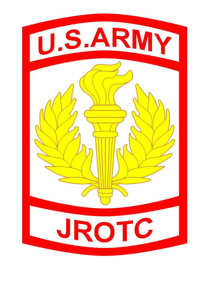 jrotc patch logo corrected fort george g meade public affairs rh flickr com army jrotc logo jrotc logo vector