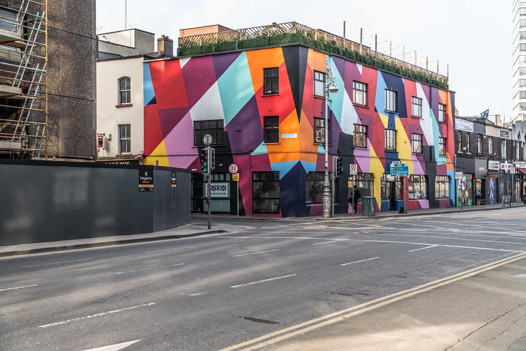 TARA STREET IN DUBLIN 002