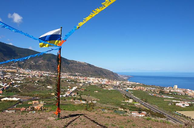 Montaña de los Frailes, Los Realejos, Tenerife