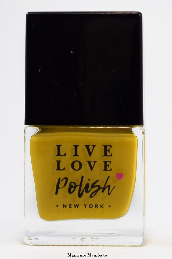 Live Love Polish Corduroy Review