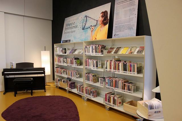 Centro de intere Xénero e feminismos nas Bibliotecas