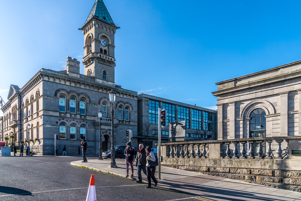 FORMER TOWN HALL IN DUN LAOGHAIRE 004