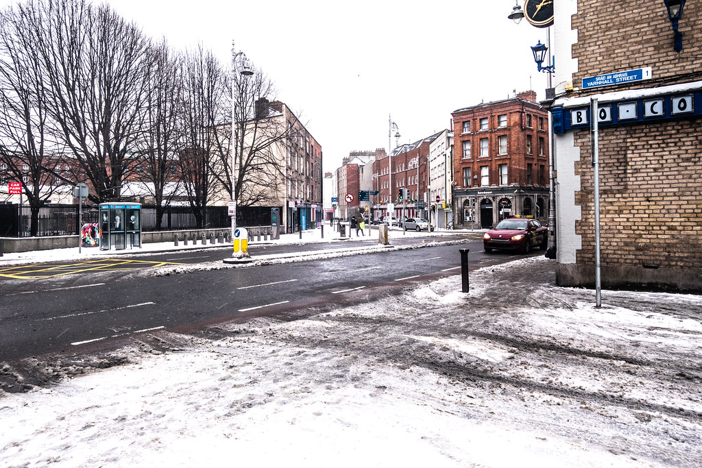 BEFORE STORM EMMA ARRIVES IN DUBLIN 004
