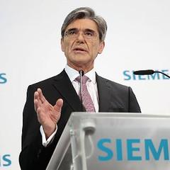 Joe Kaeser, Siemens AG