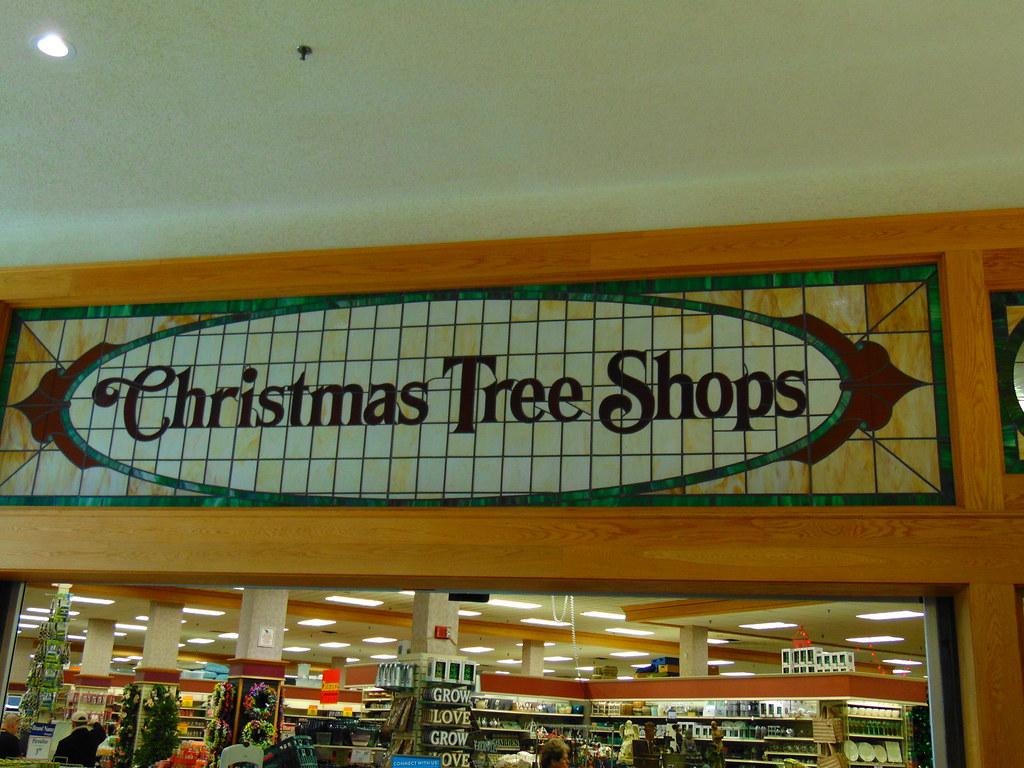 Christmas Tree Shop (Holyoke Mall) | JJBers | Flickr