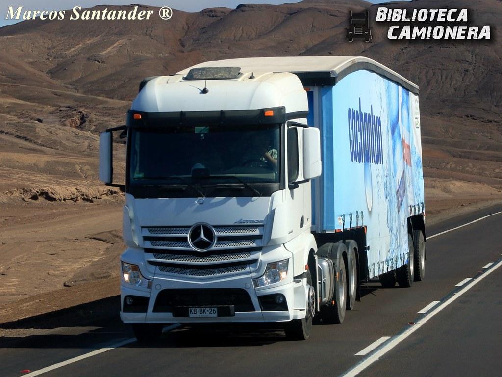Mercedes-Benz Actros IV 2645 LS / Particular | Placa Patente… | Flickr