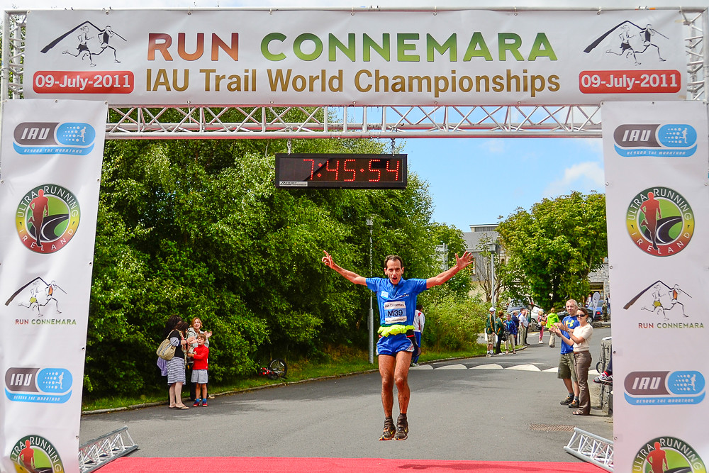 International Association of Ultra Trail World Championship, IRELAND