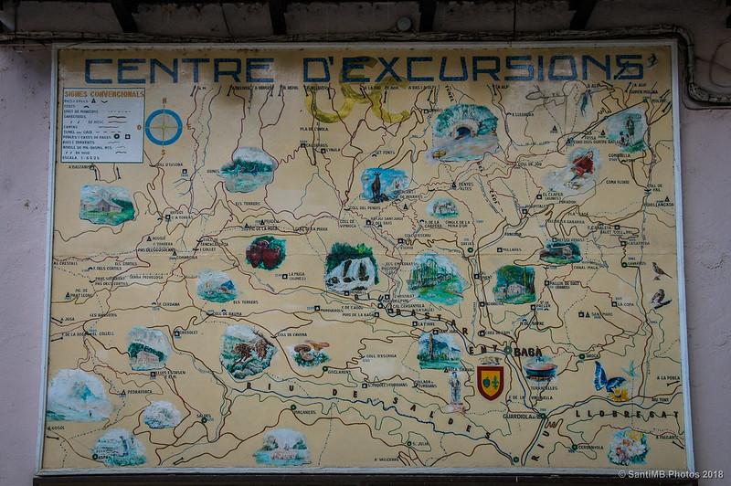 Centro de excursiones del Valle del Bastareny
