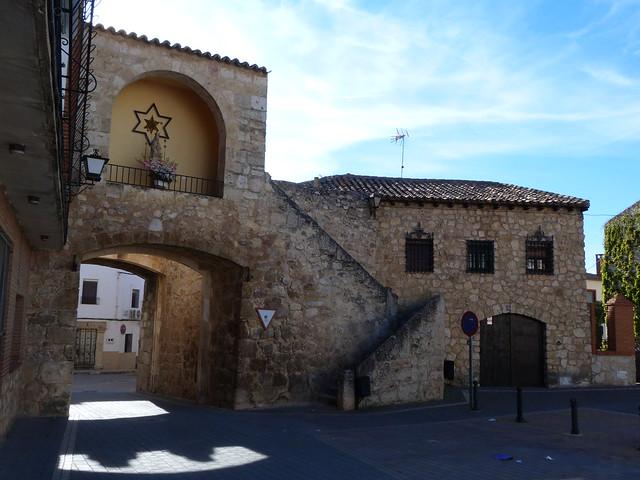 Puerta de la Estrella (Belmonte)