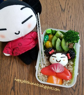 Happy Girls' Day Pucca Bento! | by sherimiya ♥
