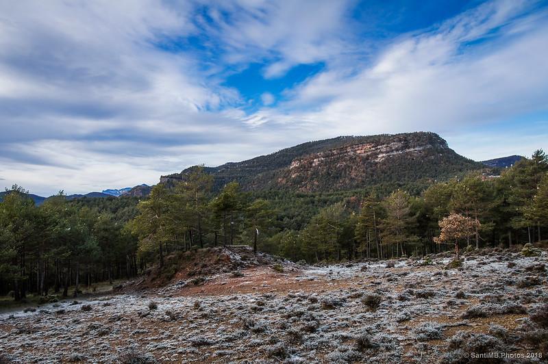 Les Roques Blanques de Sant Jaume de Frontanyà