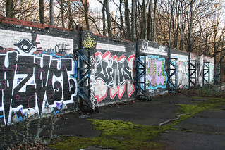 Shiregreen/Ecclesfield graffiti-6 | by Ayshea Siddall