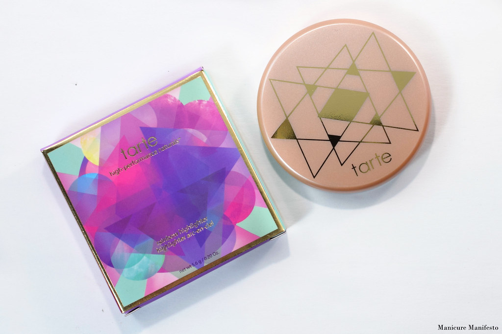 Tarte spellbound glow highlighter