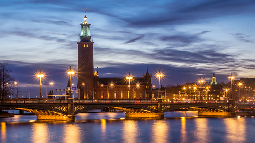 Stockholm City Hall | by Jens Haggren