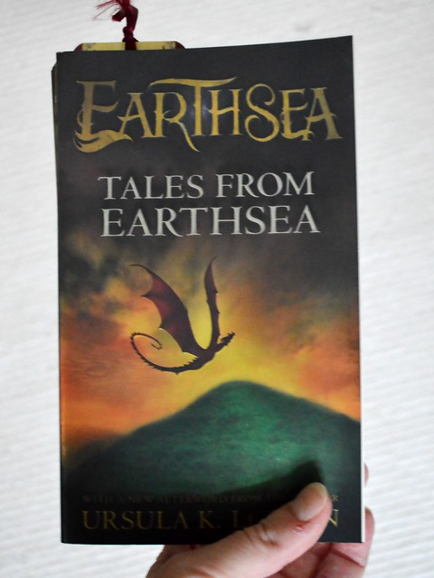 Current Reading Tales from Earthsea