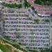 Open Car Parking lot aerial view_DJI_0131