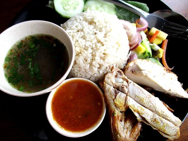 Warong Cafe nasi ayam 2