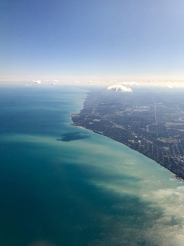 Chicago Aerial | by oct2gon