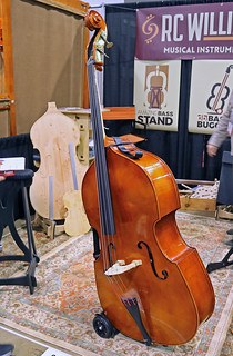 Double Bass - RC Williams (2) | by Bluejay_SB