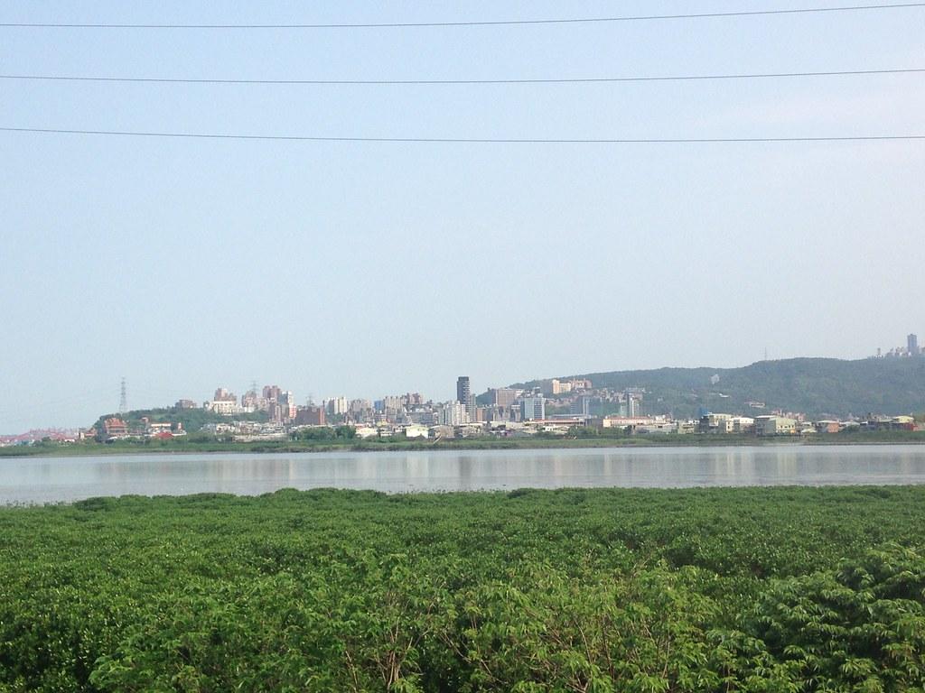 淡水河流域由幾個保護留區串聯,越趨完整的生態系,越有機會增加環境韌性。攝影:廖靜蕙