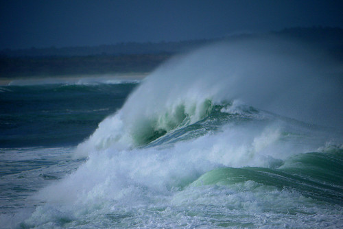 Tuncurry ocean surf (2) | by ozzie_traveller