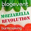Blogevent | Mozzarella Revolution | 1.10.-31.11.09