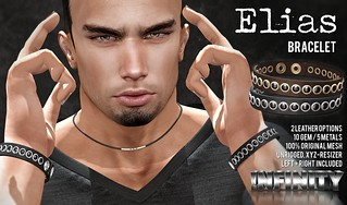 !NFINITY Elias Bracelets @ The Men Jail Event | by infinity.owner