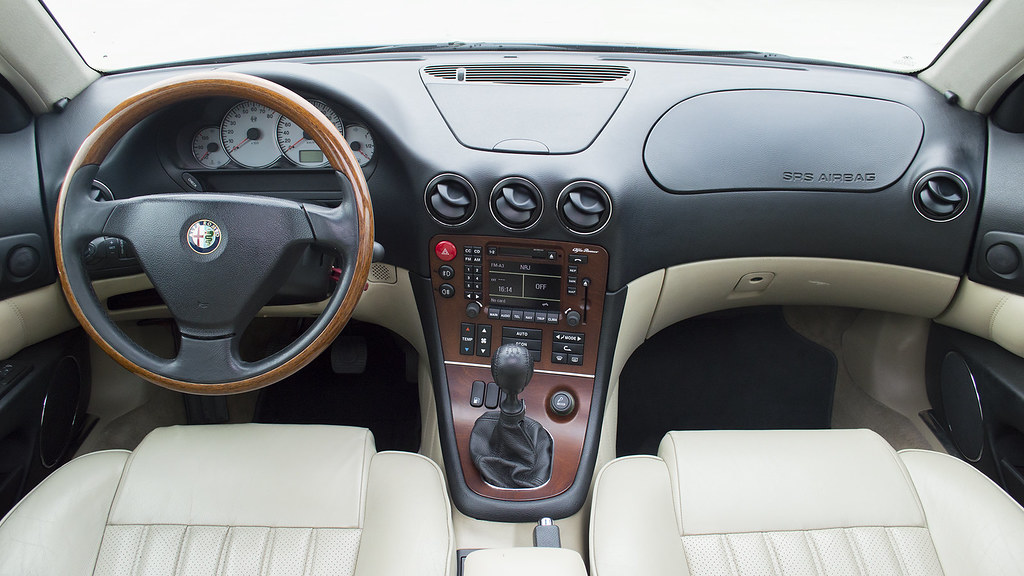 Alfaromeo166interior Alfa Romeo 166 Interior Www Dingjisc Com