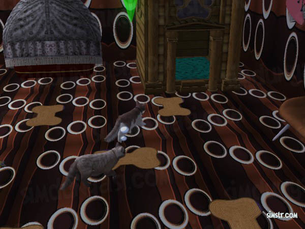 The Sims 2 Pets Try For Kitten With...