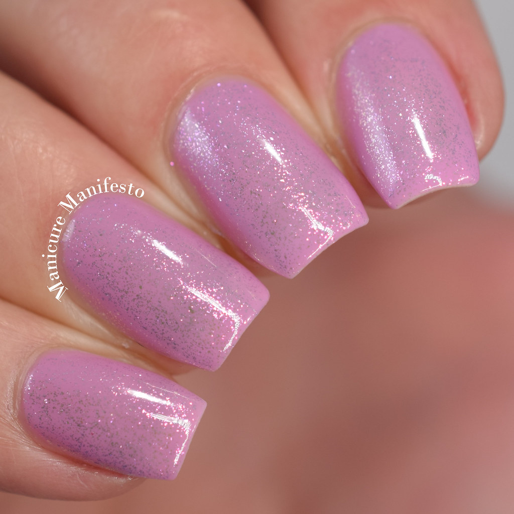 Zoya Leia review