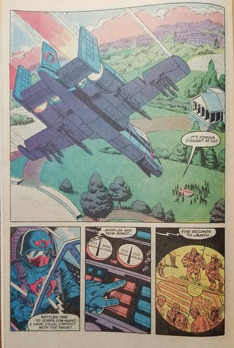 G.I.Joe Issue 22 Rattler incoming | by yorktownjoe