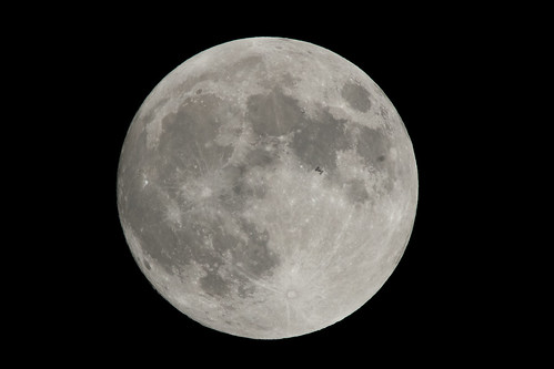 space station lunar transit - photo #23