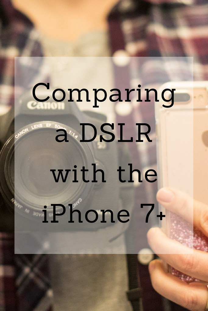 How do the new cameras on the iPhone 7+ compare to a DSLR? Is the portrait mode worth it?