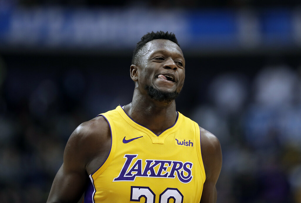 Julius Randle。(達志影像)
