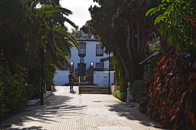 Casa Cólogan, La Paz, Puerto de la Cruz, Tenerife