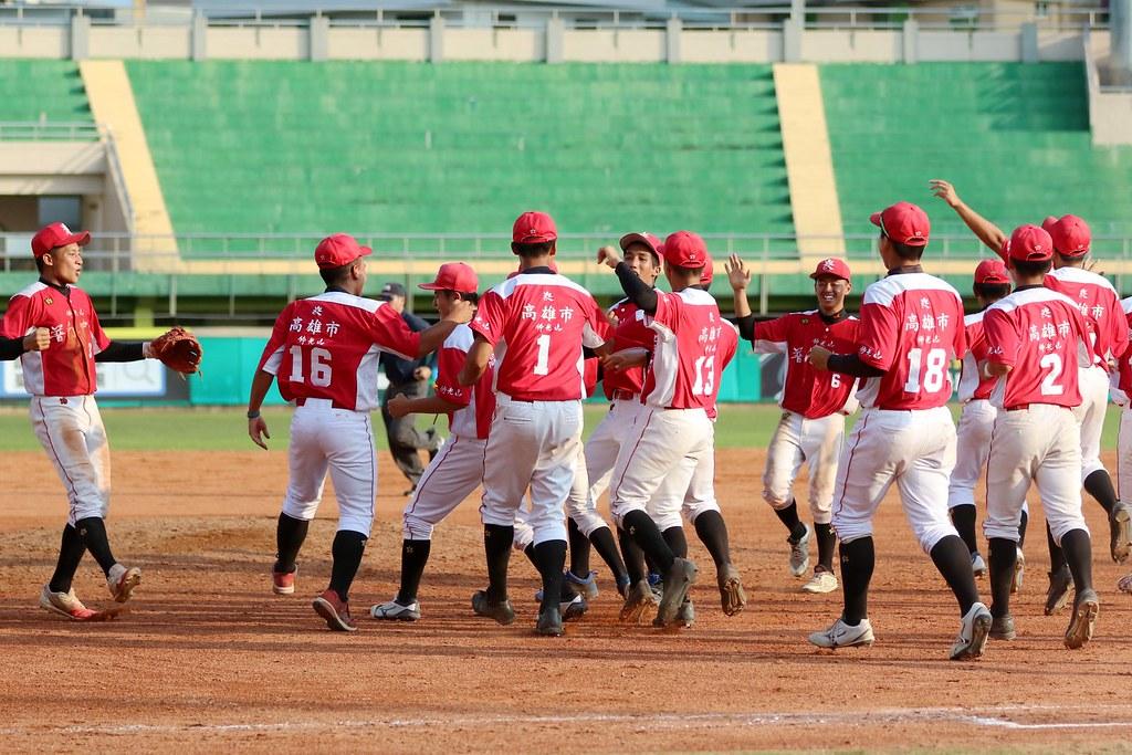 普門中學棒球隊。(學生棒聯提供)