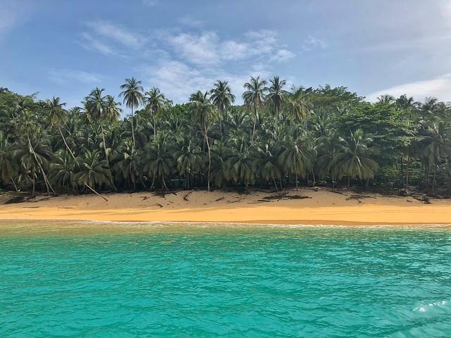 Praia Boi en Príncipe (Santo Tomé y Príncipe)