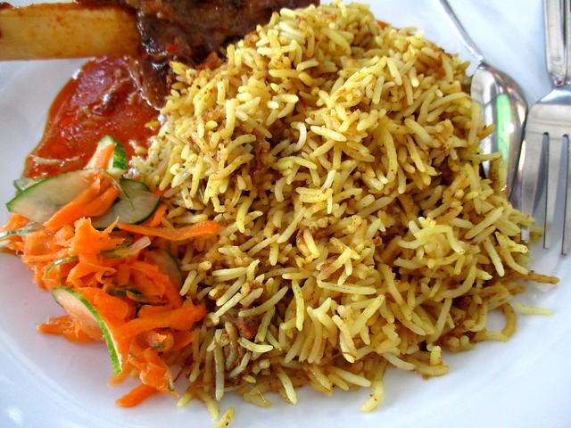 Biryani King biryani rice