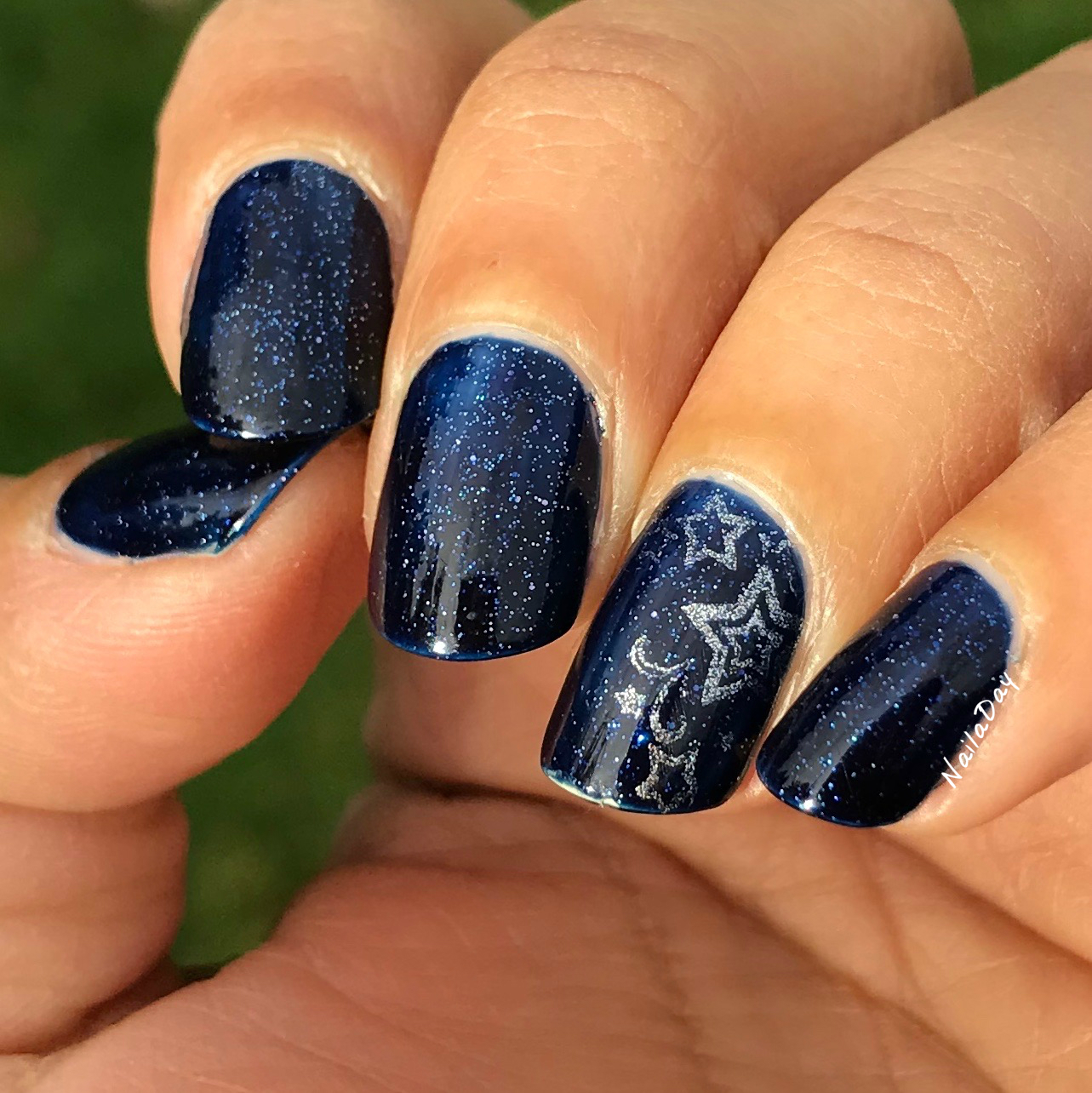 NailaDay: Colors by Llarowe Twinkle, Twinkle Little Star