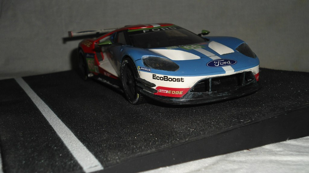 Revell Ford Gt Le Mans  Conversion By Hotelsatan