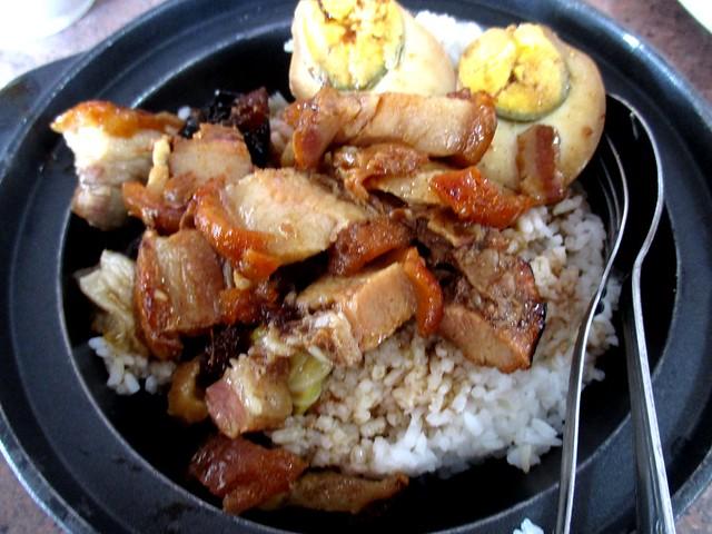 Joystar Garden braised pork rice