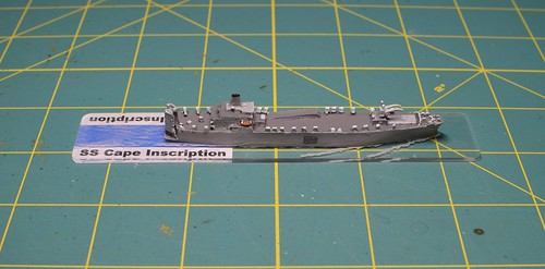 Viking Forge Cape Isabel RO-RO US Cold War Era/Modern Naval 1/2400 miniature | by whenimaginationfails