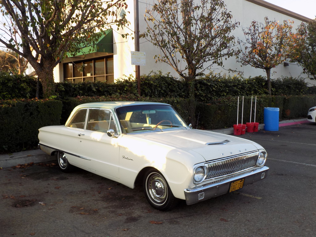 1962 ford falcon by crown star images