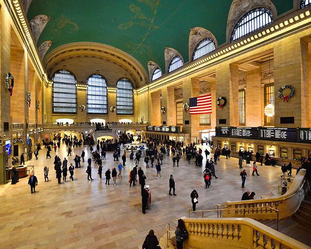 Grand Central Terminal, uno de los lugares donde se han grabado más películas en Nueva York
