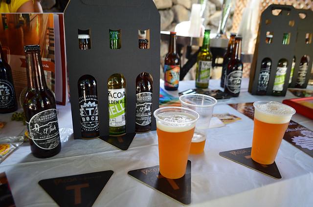 Tacoa beers, Pinolere, Tenerife