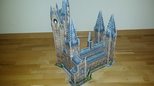 Wrebbit 3D 875 Harry Potter Hogwarts Astronomy Tower (28) | by Pumatti