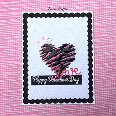 My Love by Coffin Cards & Creations