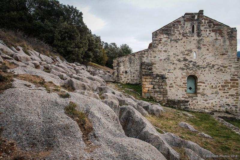 Cementerio de Pedret
